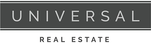 Universal Real Estate logo for mobile