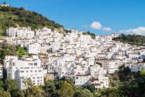 Property for sale in Casares website banner